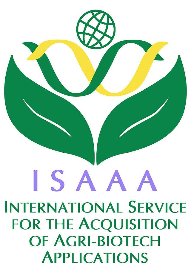 ISAAA logo