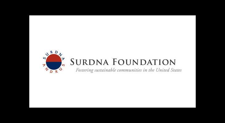 Surdna Foundation logo