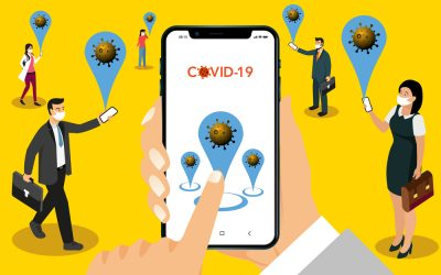 Are COVID-19 Tracking Apps on Your Mind?
