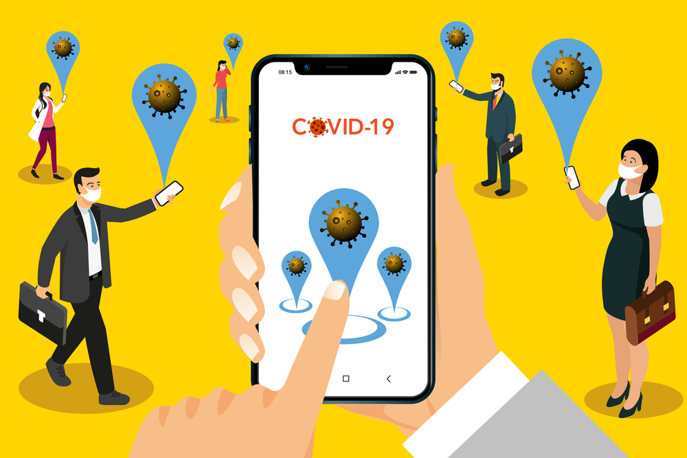 covid-19 tracking apps